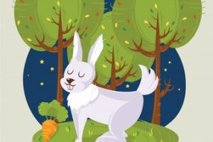 how far can a rabbit run