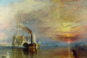 the fighting temeraire jigsaw puzzle